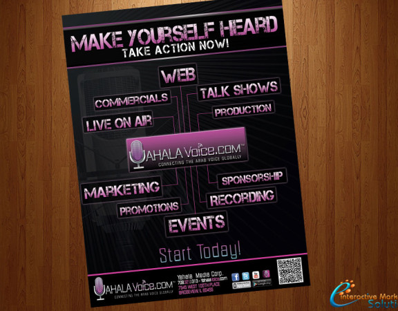 YahalaVoice-Heard-Flyer