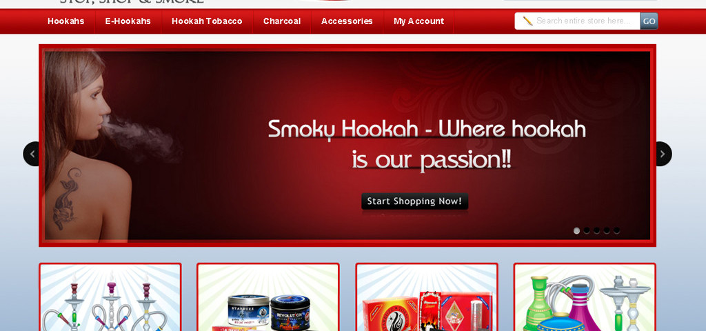 Smoky-Hookah
