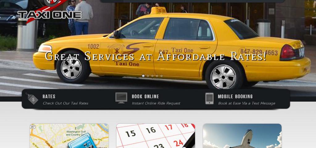 TaxiOneCab